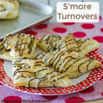 S'more Turnovers | realmomkitchen.com