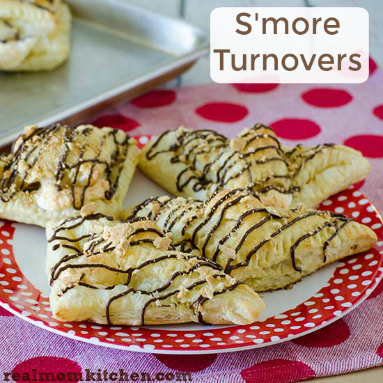 S'more Turnovers   realmomkitchen.com