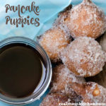 Pancake Puppies | realmomkitchen.com