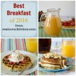 Best Breakfast 2016 | realmomkitchen.com