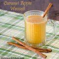 Caramel Apple Wassail   realmomkitchen.com