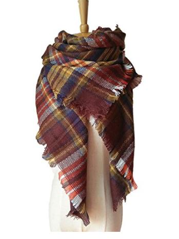Blanket Scarf | realmomkitchen.com