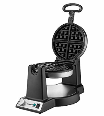 Cuisinart Belgian Waffle Maker | realmomkitche.com