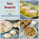 Best Dessert of 2016 | realmomkitchen.com