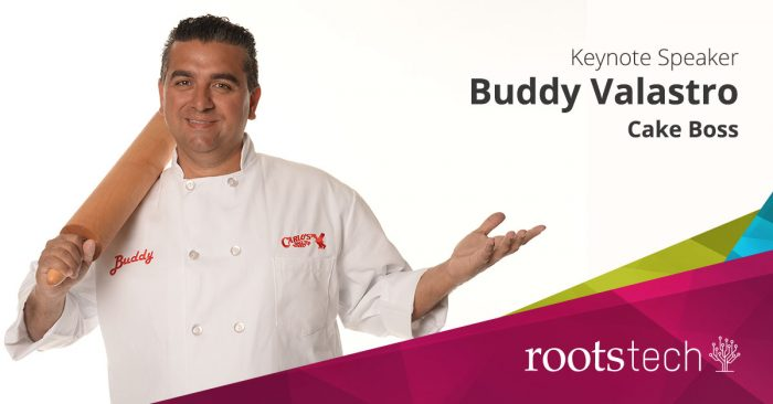 RootsTech and the Cake Boss | realmomkitchen.com