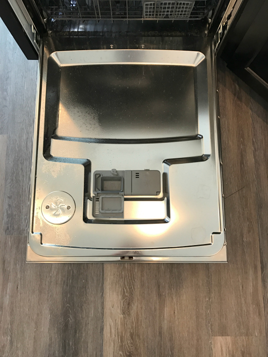 asko dishwasher inside door | realmomkitchen.com