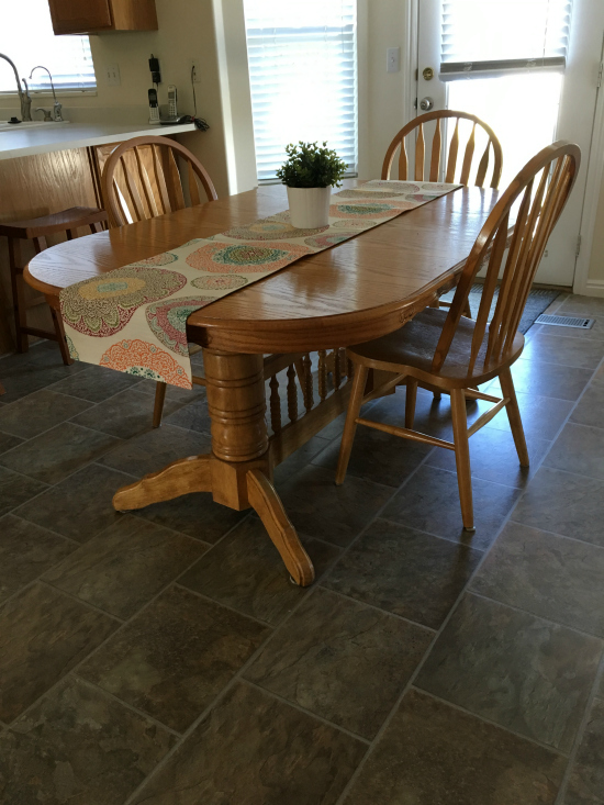 My Old Dining Room Table | realmomkitchen.com