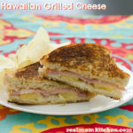 Hawaiian Grilled Cheese | realmomkitchen.com