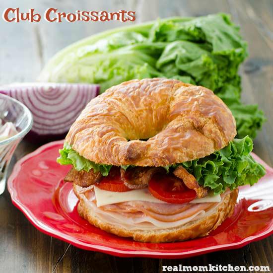 Club Croissant | realmomkitchen.com