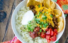 Mexican Rice Bowl | realmomkitceh.com