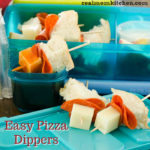 Easy Pizza Dippers | realmomkitchen.com