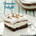 Brownie Delight | realmomkitchen.com