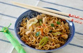 Chicken Chow Mein | realmomkitchen.co