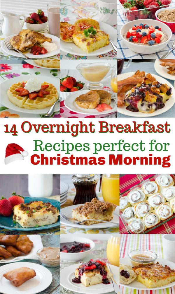 14 Overnight Christmas Breakfast Recipes  realmomkitchen.com
