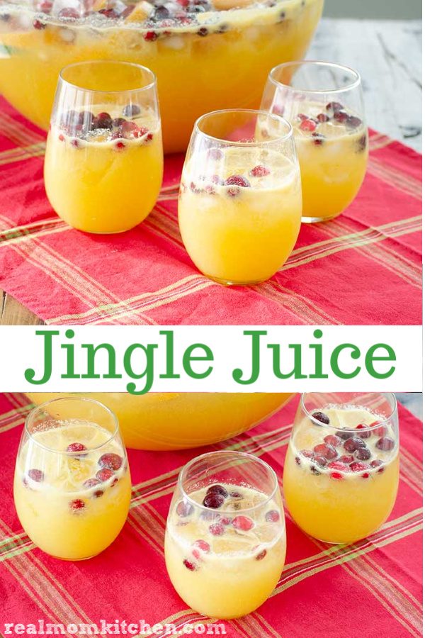 Jingle Juice | realmomkitchen.com