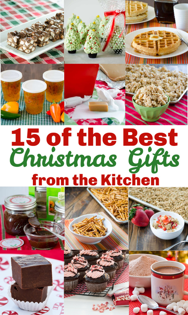 15 of the Best Gifts from the Kitchen | realmomkitchen.com