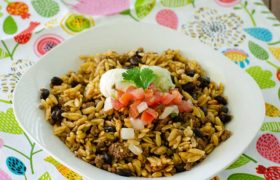 Instant Pot Taco Orzo | realmomkitchen.co