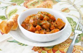 Meatball Stew | realmomkitchen.com