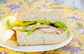 urkey Over Italy Sandwiches | realmomkitchen.com