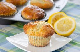 Lemon Poppy Seed Muffins   realmomkitchen.com