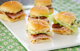 All-American Club Sliders | realmomkitchen.com