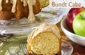 Caramel Apple Bundt Cake   realmomkitchen.com