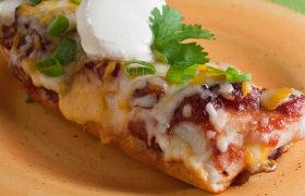 Cranberry Turkey Enchiladas | realmomkitchen.com