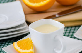 Orange and Nutty Hot Chocolate   realmomkitchen.com
