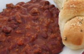 Mom's Sweet Chili | realmomkitchen.com