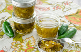 Simple Candied Jalapenos | realmomkitchen.com