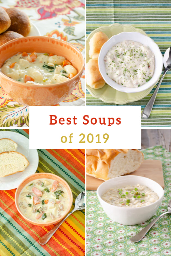 Best Soups of 2019   realmomkitchen.com
