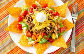 Doritos Locos Pasta Salad | realmomkitchen.com