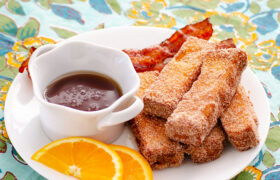 French Toast Sticks | realmomkitchen.com