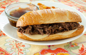Instant Pot French Dips | realmomkitchen.com