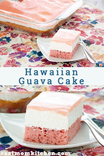 Hawaiian Guava Cake | realmomkitchen.com