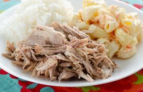 Instant Pot Kalua Pork | realmomkitchen.com
