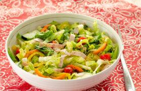 Easy Italian Sub Salads | realmomkitchen.com