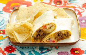Copycat Taco Bell Meximelts | realmomkitchen.com