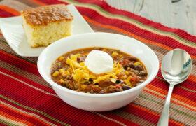 Instant Pot Taco Soup | realmomkitchen.com