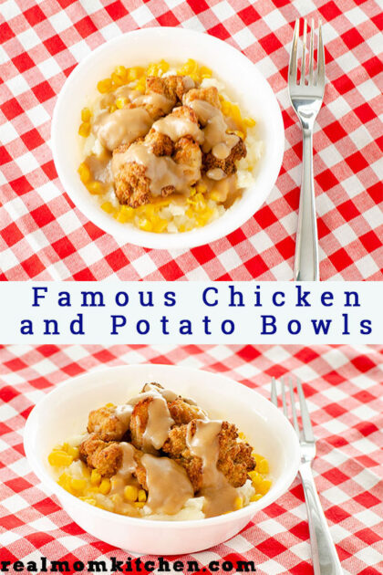 Famous Chicken and Potato Bowls | realmomkitchen.com