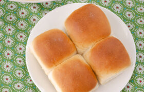 One Hour Buttermilk Rolls | realmomkitchen.com