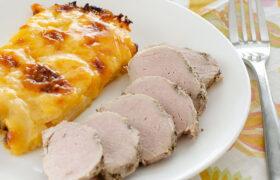 Foolproof Roasted Pork Tenderloin | realmomkitchen.com