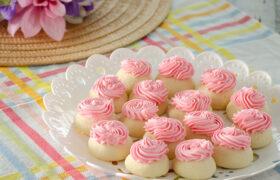 Mini Melt Away Cookies | realmomkitchen.com