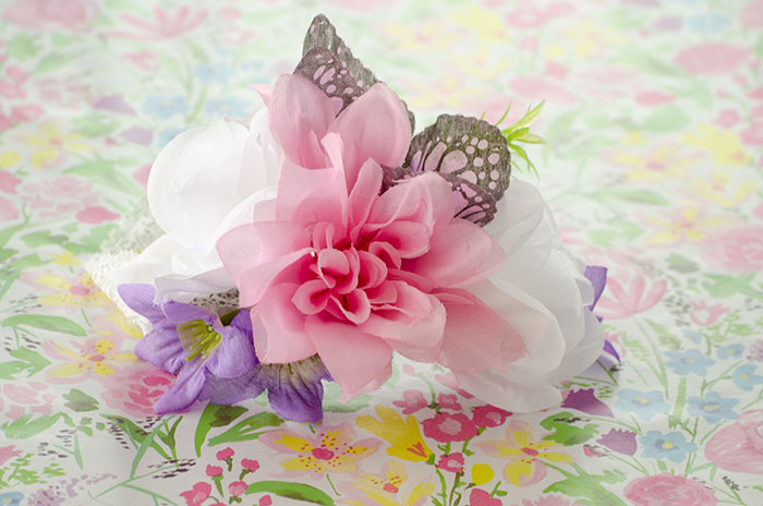 How to Make a Hat for a Tea Party | realmomkitchen.com