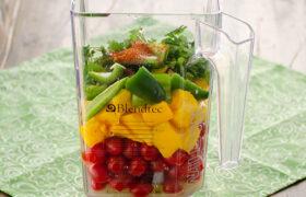 Blender Mango Chile Salsa   realmomkitchen.com