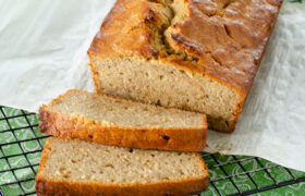 Brown Sugar Banana Bread | realmomkitchen.com